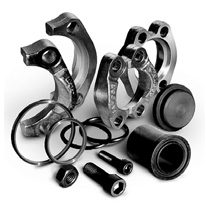 ades technologies - Flanges and other accessories