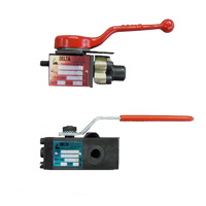 ades technologies - Hydraulic ball valves